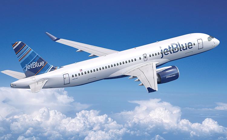 Tambah Berkibar, Airbus A220-300 Dapat Pesanan 60 Unit dari JetBlue