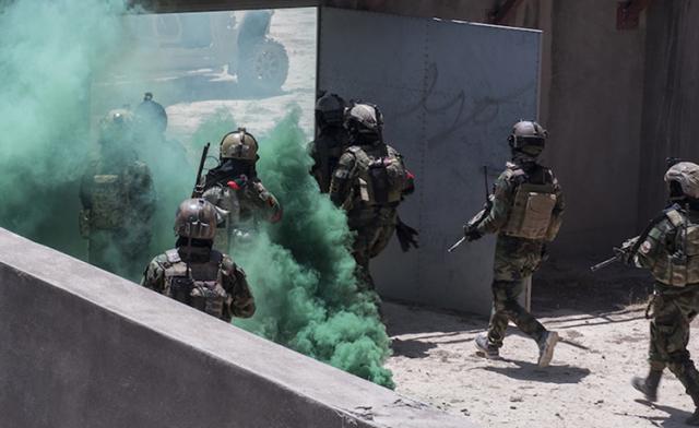 Female Tactical Platoon