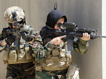 Female Tactical Platoon