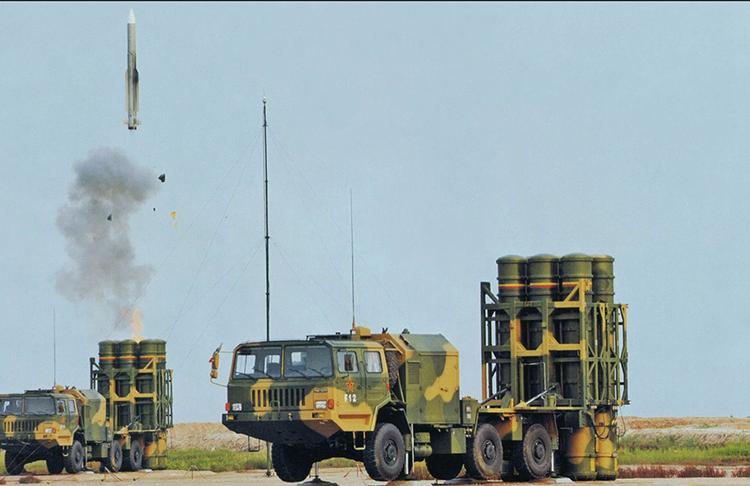 LY-80 Lomads, Tameng Pertahanan Udara Pakistan Buatan China
