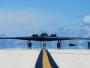 Washington kirimkan pembom siluman B-2 ke Atlantik Timur