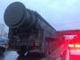 Ketika Konvoi Ranpur Pengangkut Rudal Nuklir Terjebak Kemacetan di Moskow