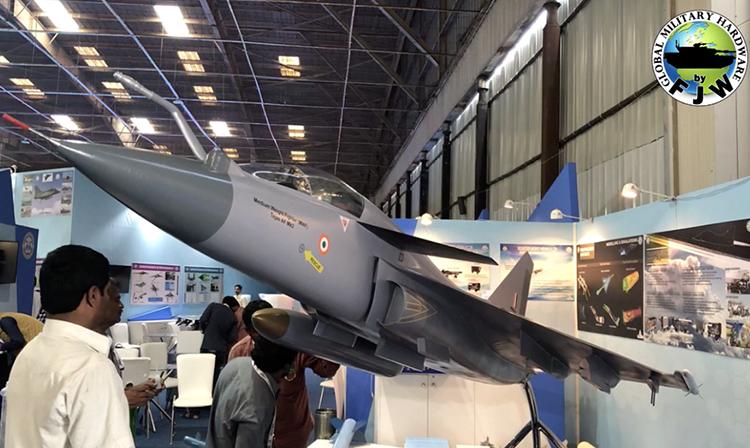 Tejas AF Mk 2 MWF