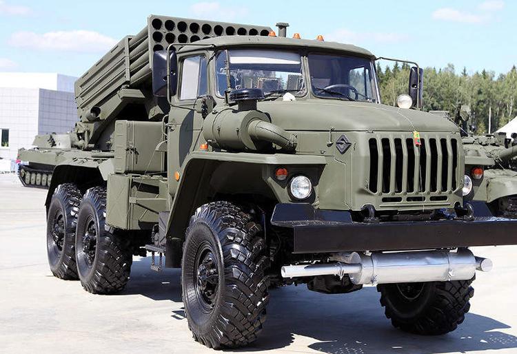 Tornado-G, Peluncur Roket Multilaras Terbaru Rusia Penerus BM-21 Grad