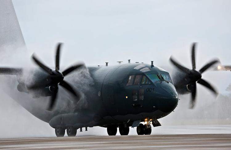 C-27J Spartan Ditawarkan Jadi Pengganti C-130H Selandia Baru