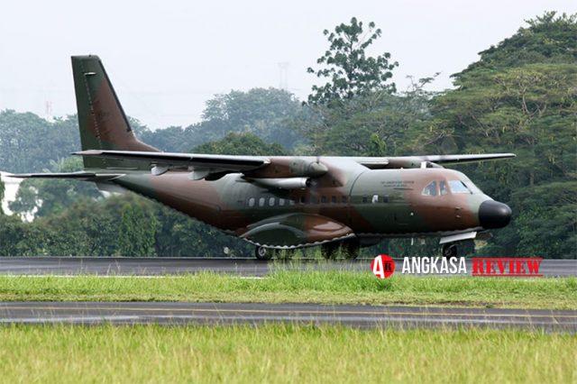 CN235 TNI AU