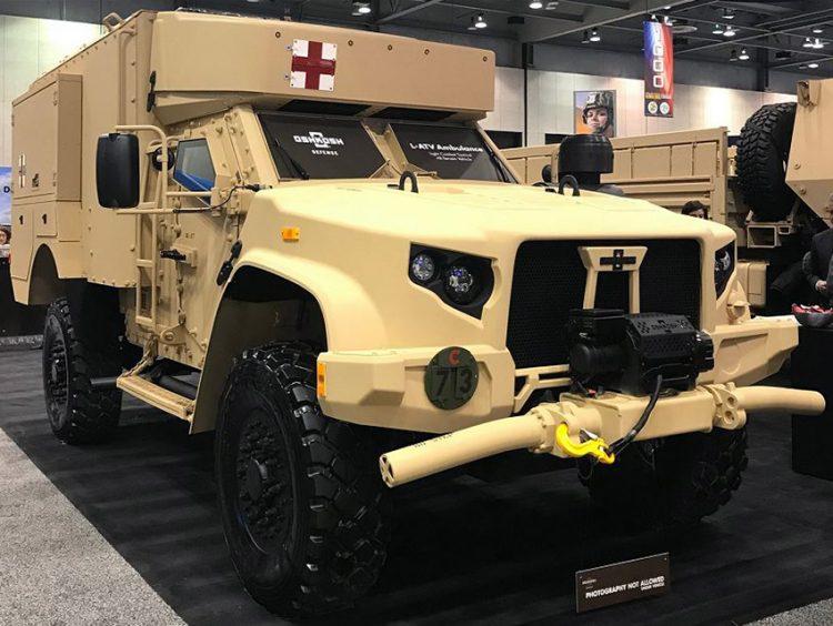 L-ATV Ambulance