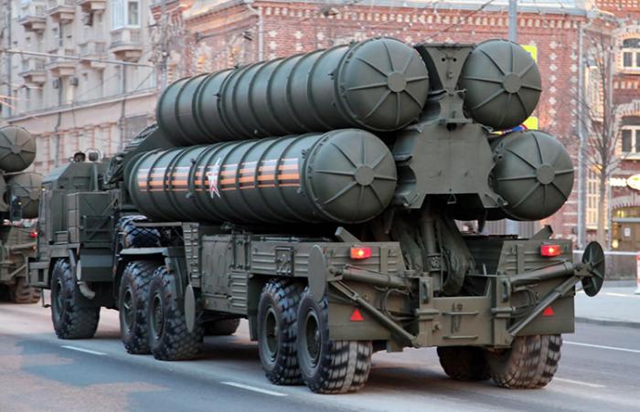 S-500 Prometey, sistem pertahanan udara paling canggih di dunia