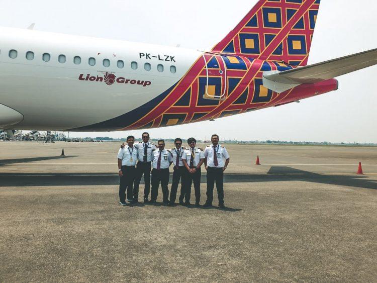 Terbangkan Pesawat dari Perancis, Batik Air Jemput A320 ke-42 dari 234 Pesanan
