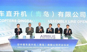 Airbus Helicopters in China