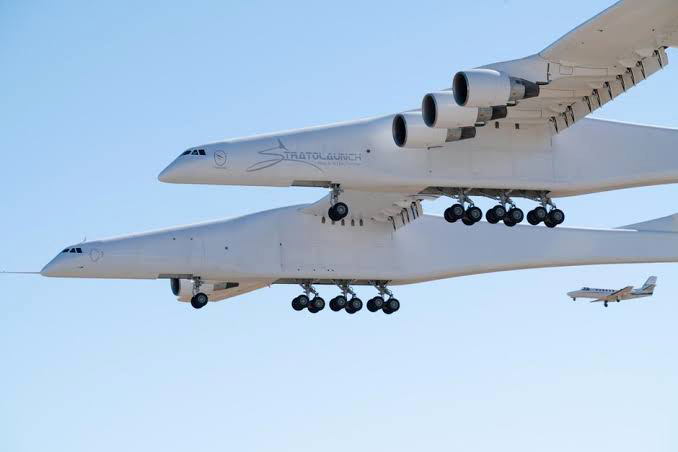 M351 Stratolaunch