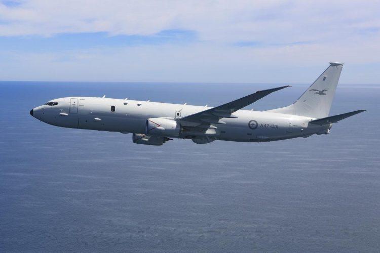 Perkuat Sektor Keamanan Maritim, Australia Sudah Terima 8 P-8 Poseidon
