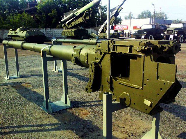 Kanon 125 mm