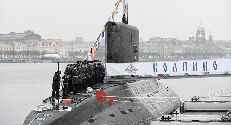 Samai Armada Laut Hitam, Rusia Akan Lengkapi Armada Pasifik dengan 6 Kapal Selam Varshavyanka