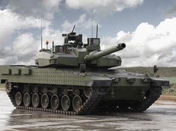 Tank MBT Altay Turki gunakan mesin buatan Korea Selatan