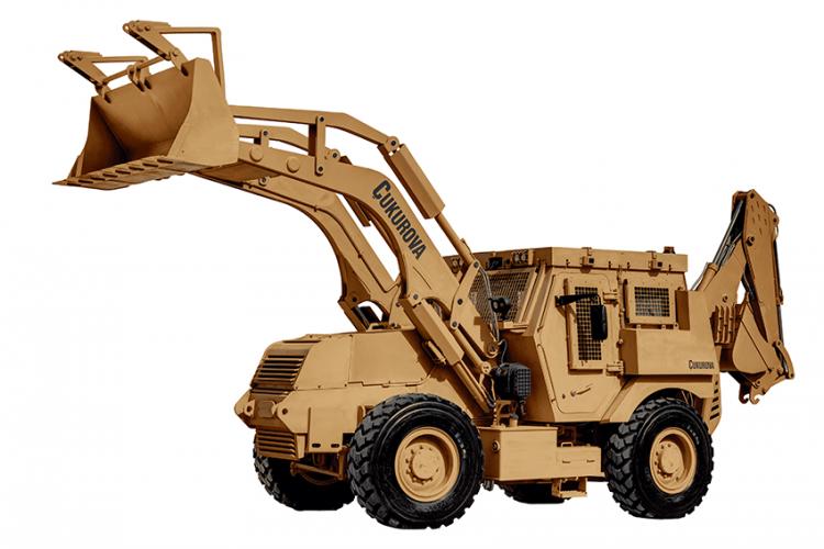 Cukurova Defence Tampilkan Beko Lapis Baja 4X4X4 untuk Militer