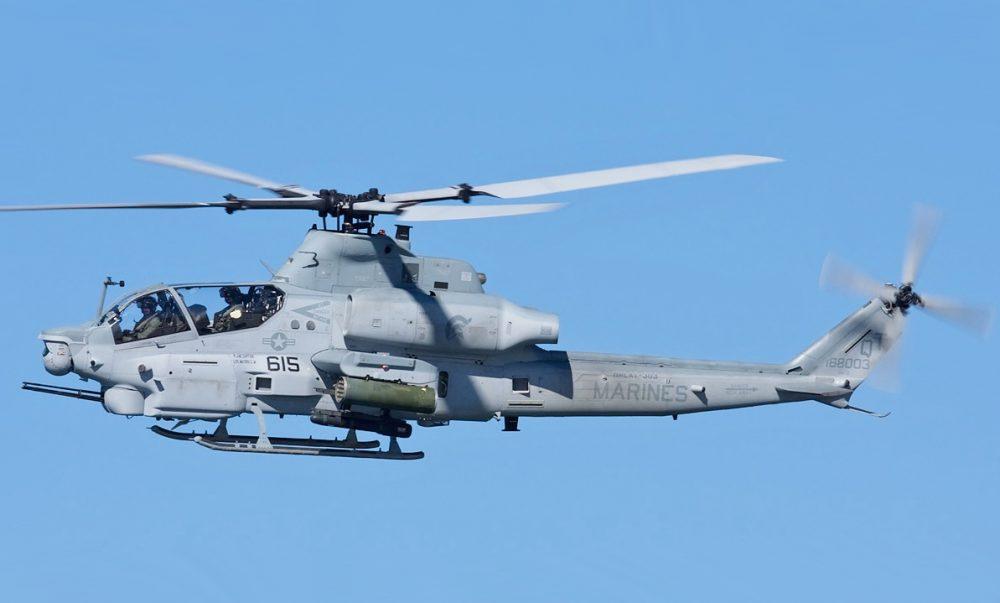 Bell USMC AH-1_Viper