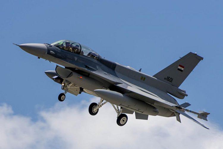AU Irak Sudah Terima 36 F-16IQ Fighting Falcon dari Amerika Serikat