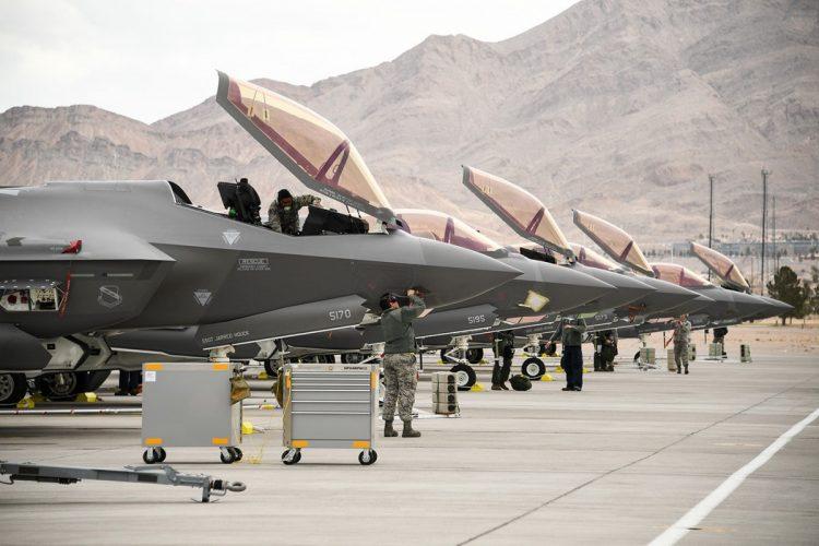 Lockheed Martin Pilih BAE Systems Lakukan Modernisasi Perangkat EW F-35