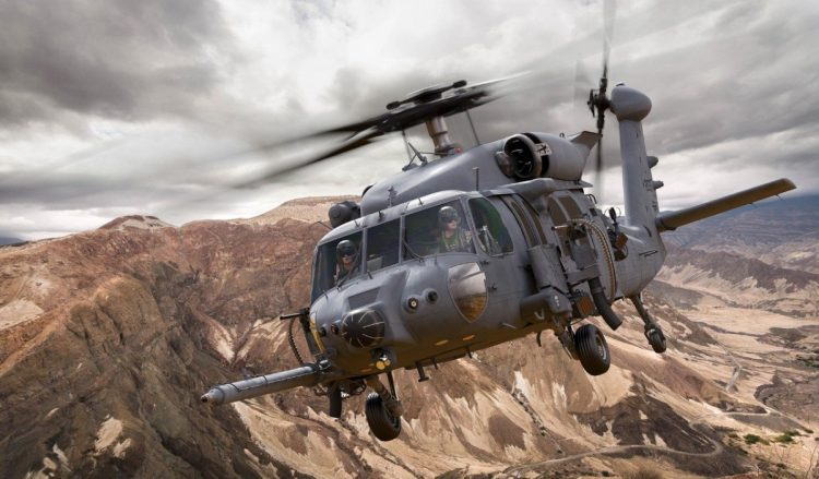 HH-60W Combat Rescue Helicopter, Sang Pengganti Pave Hawk di AU AS