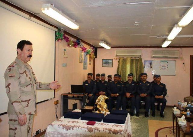 IqAF Commander