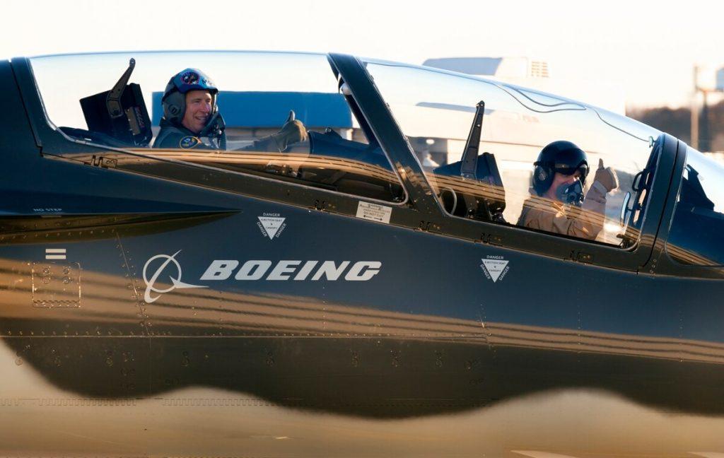 Boeing-Saab T-X