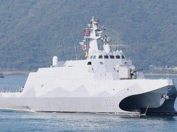Tuo Jiang-class