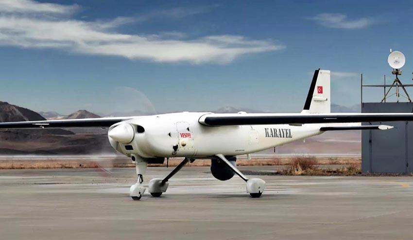 Vestel Defence Tawarkan Drone ISR Bersenjata Karayel di IDEF 2019