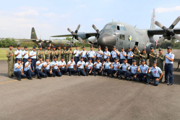 Personel Baru Skadron 33