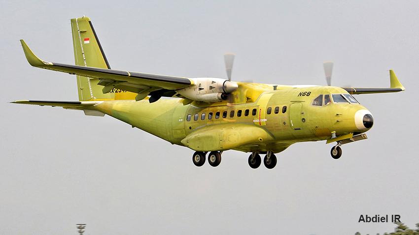 PTDI Selesaikan CN235 Pesanan Nepal dan NC212i Pesanan Thailand