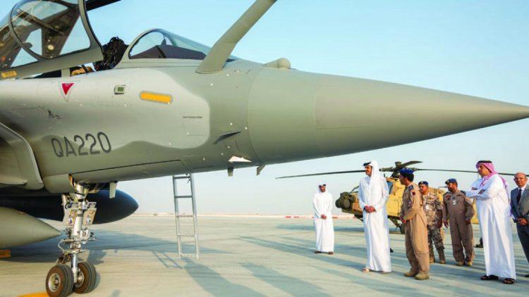Qatar's Rafale