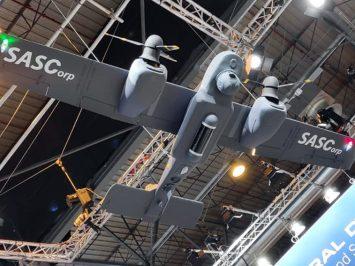 Heimdall drone