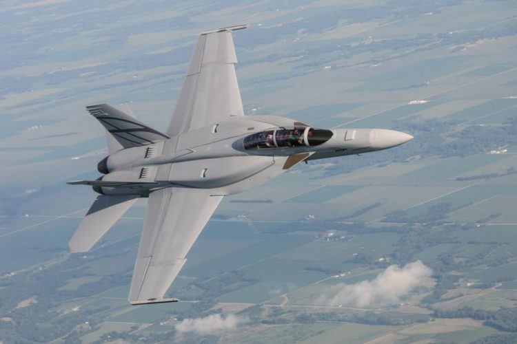 Boeing Yakin Bisa Jual 350 F/A-18E/F Super Hornet Block III