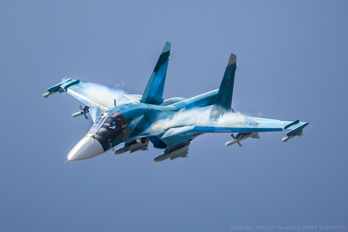 Navy Day, 40 Pesawat Armada Laut Hitam dan Distrik Militer Selatan Rusia Siap Beraksi