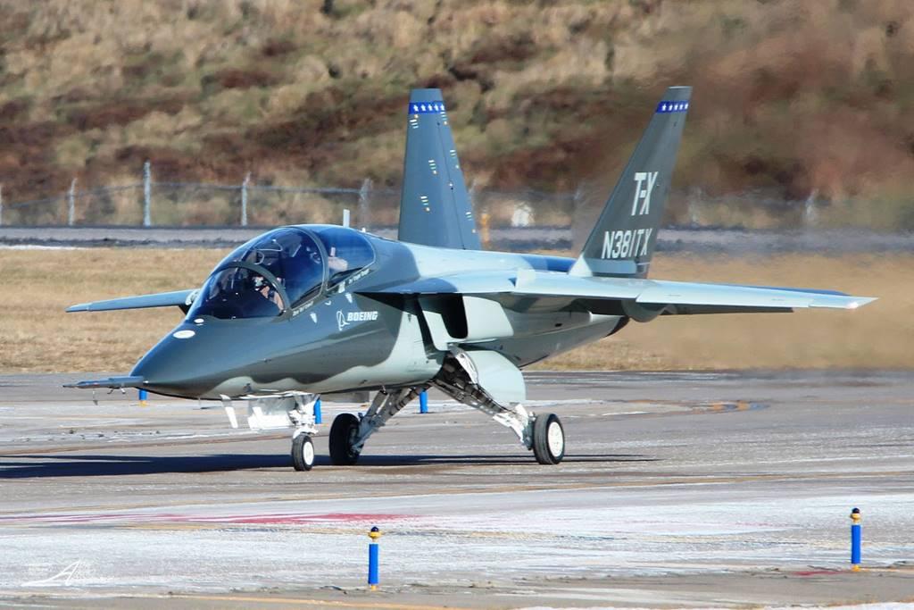 Masuki Program EMD, Jet Latih USAF T-X 'Ngacir' Mulus ke Udara