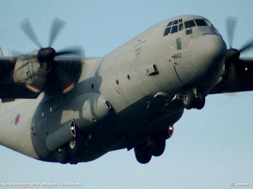 Hercules C5 RAAF