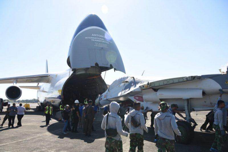 Kedatangan Su-30MK