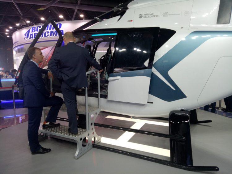 Perusahaan Penerbangan Malaysia Beli 5 Unit Heli Ringan Multiguna VRT500