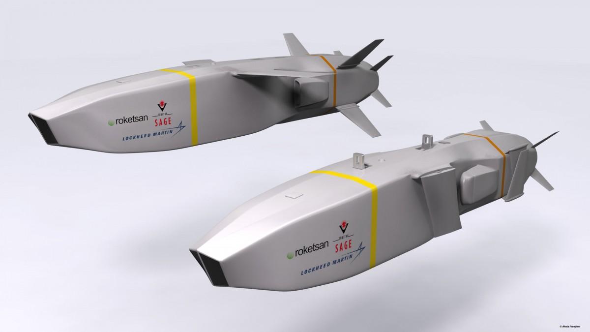 SOM-J missiles