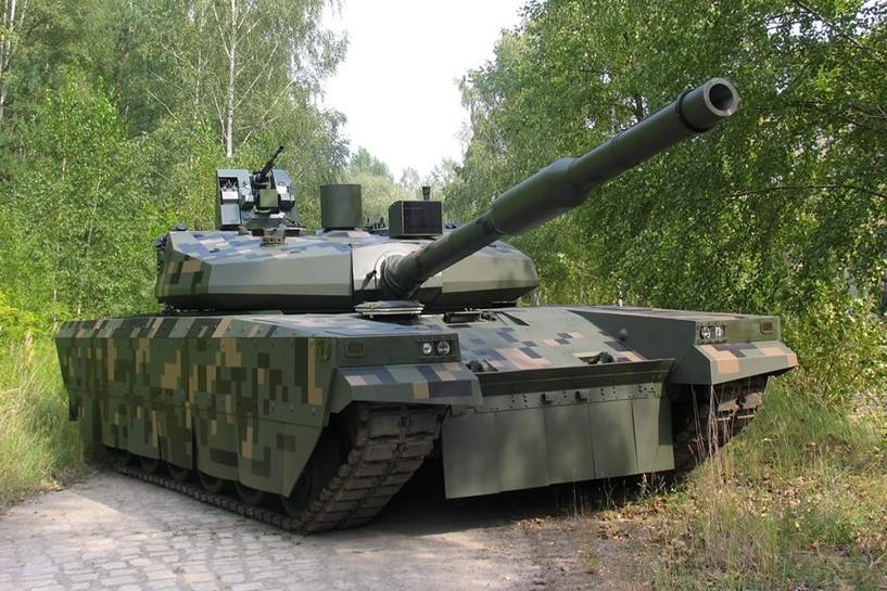 PT-16, Upaya Mandiri Polandia Mengembangkan Tank Tempur Utama