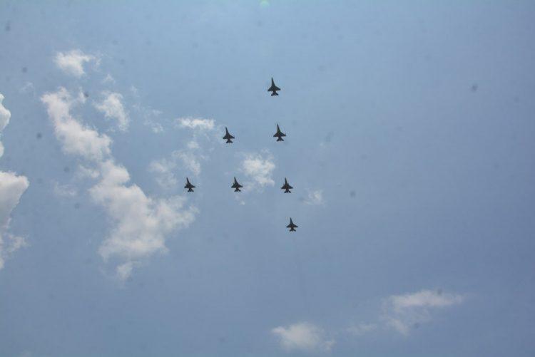 F-16 HUT TNI