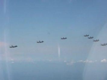 J-20 formation