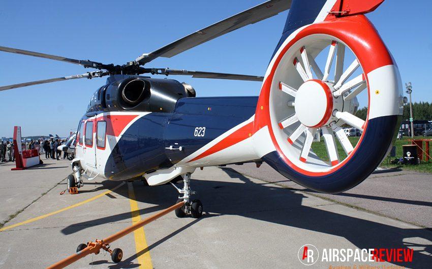 Helikopter Kamov Ka-62 mulai masuk jalur produksi