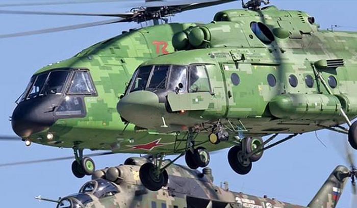 Mi-38T