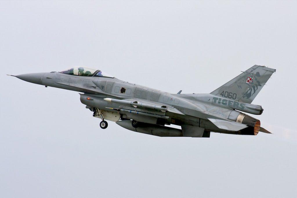 Polish-Air-Force-F-16C-Block-52