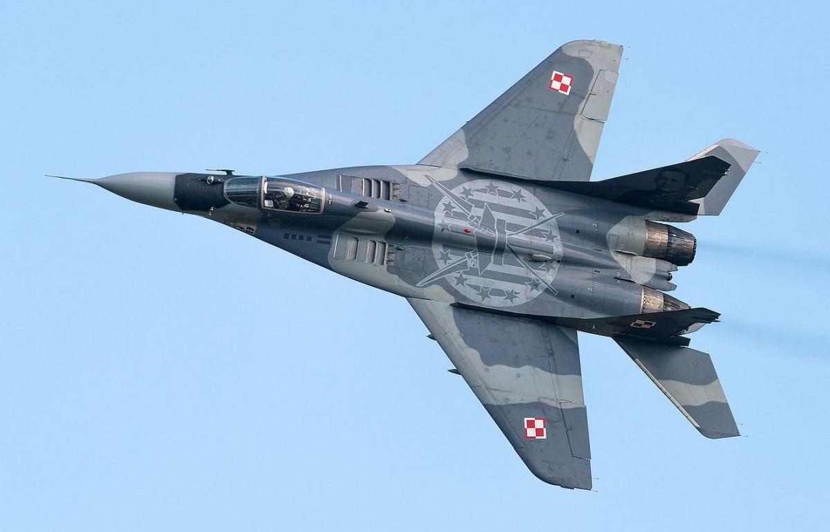Polish MiG-29