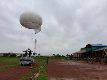 RT SkyStar aerostat