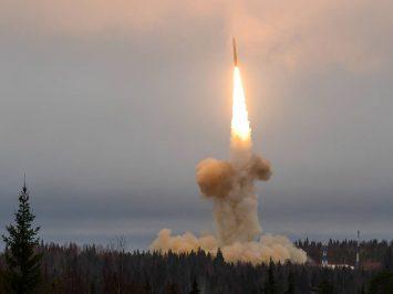 Topol-M ICBM