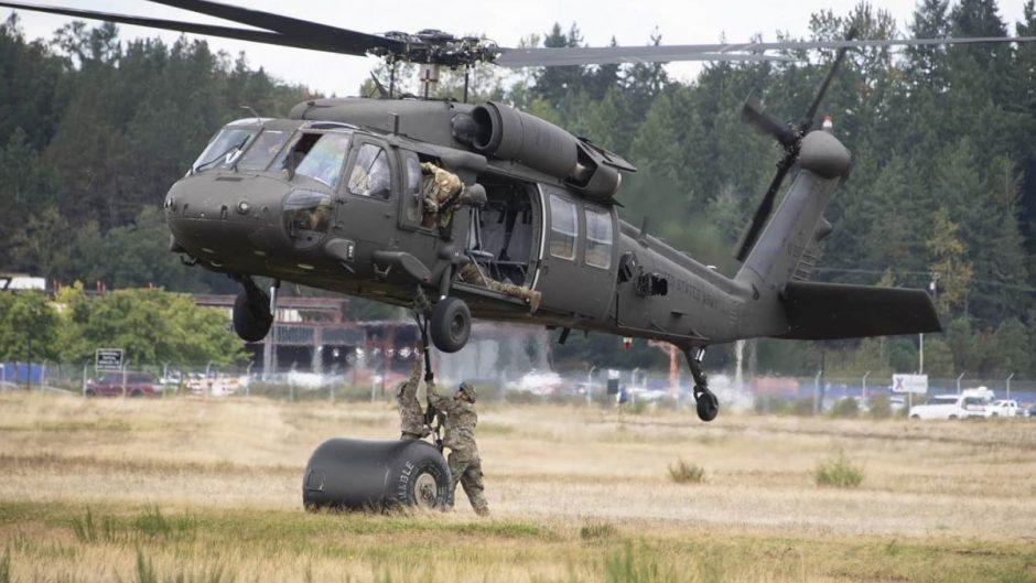 Varian digital UH-60V Black Hawk siap digunakan oleh US Army