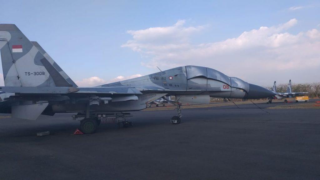 Su-30 TNI AU